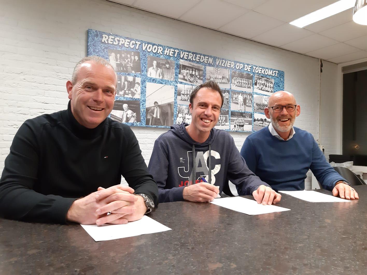 Even voorstellen: Emiel Maat; hoofdtrainer vanaf seizoen 2020/2021